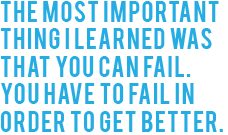 Casey Whitaker_Have To Fail Quote