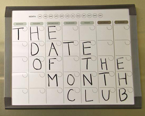 Date of the Month Club