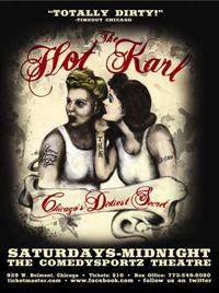 The Hot Karl @ ComedySportz | Chicago | Illinois | United States