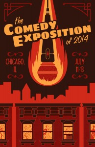 The Comedy Exposition