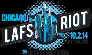 LAFS RIOT Logo
