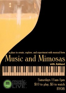 Music and Mimosas @ MCL Chicago | Chicago | Illinois | United States